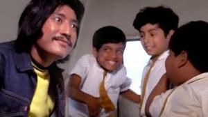 Teri Meri Meri Teri Achchi Ho Gayi Dosti - Children Fun Song - Danny Denzongpa - Khoon Khoon (1973)