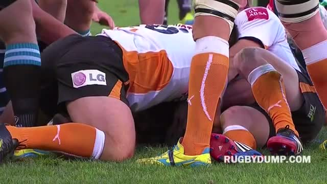 Rory Arnold banned for bite in process of scoring first ever Currie Cup try