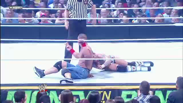 John Cena vs. CM Punk - WWE Championship Match: Money in the Bank 2011 (Full-Length Match)