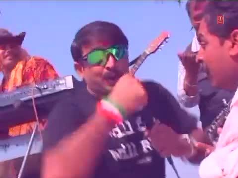 Paav Paav Holi Ke Baja [ Bhojpuri VIdeo Song ] Movie - Holi Ke Baja | By - Manoj Tiwari