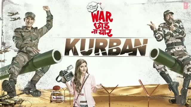 Kurban Full Song (Audio) - War Chhod Na Yaar - Sharman Joshi, Soha Ali Khan