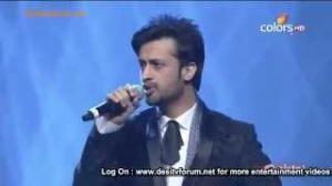 "ATIF ASLAM LIVE Superb performance ""Pehli Nazar Mein"" at Sur Kshetra Grand Finale in Dubai"