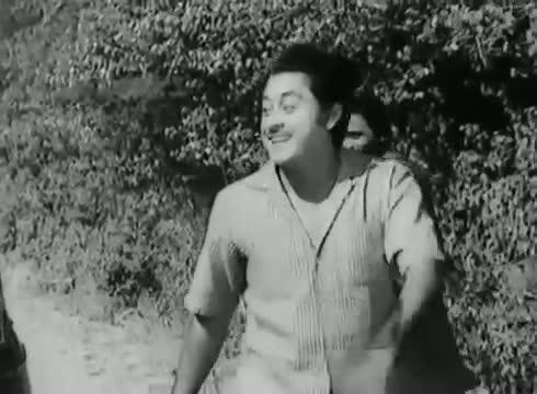 Chai Ghata Bijli Kadki - Classic Hit Romantic Song - Apna Haath Jagannath (1960) - Kishore Kumar [Old is Gold]