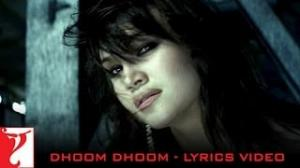 Dhoom Dhoom - Full song with Lyrics - Dhoom - Tata Young