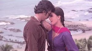 Tere Mere Beech Mein - [Old is Gold] Kamal Haasan, Lata Mangeshkar, Ek Duuje Ke Liye, Romantic Song (Duet) 1981