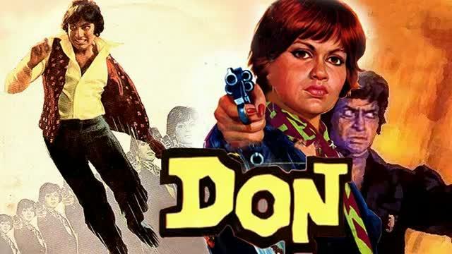 Yeh Mera Dil Yaar Ka Diwana - Don [1978] - Amitabh Bachchan & Helen - Asha Bhosle & Kalyanji-Anandji