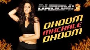 Dhoom Machale Dhoom Song DHOOM 3