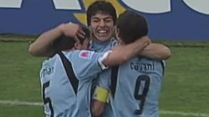 WOW! Young Suarez's golazo