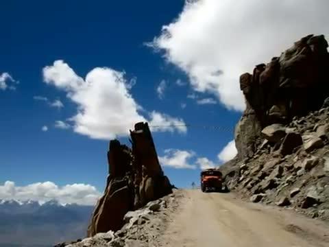 A Himalayan Journey - The Beautiful Landscape of Ladakh