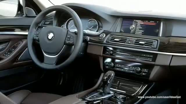 New 2014 BMW 5 Series Exterior and Interior