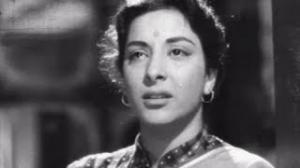 Chanda Re Chanda Re (Sad) - Old Hindi Superhit Lullaby - Lajwanti - Nargis Dutt