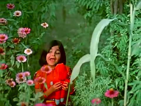 Kali Re Kali Re Tu Toh Kali Hai - Superhit Children Hindi Song - Minoo (1977)
