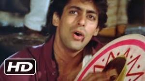 Maine Pyar Kiya (Title Song) - Salman Khan & Bhagyashree - Maine Pyar Kiya (1989)