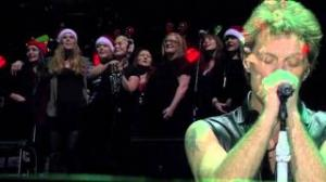 War Is Over - Happy Xmas Song Live Performed By Bon Jovi at Sydney Entertainment Centre