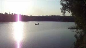 Lake-Art of Living International Center-Kanakpura, Bangalore
