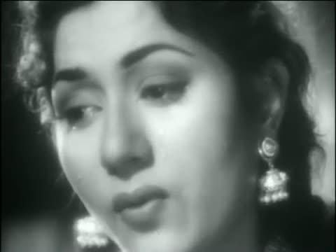 Mohse Rooth Gayo Mora Savariya - Classic Romantic Hindi Song - Tarana (1951) - Madhubala, Dilip Kumar