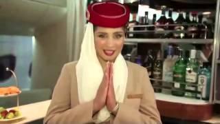 Emirates Airline New Ad 2014 - Namaste India