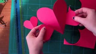 How to Make Easy Valentines Day Cards - Happy Valentines Day 2014