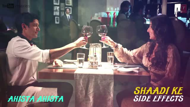 Ahista Ahista Farhan Akhtar Full Song (Audio) Shaadi Ke Side Effects - Farhan Akhtar, Vidya Balan