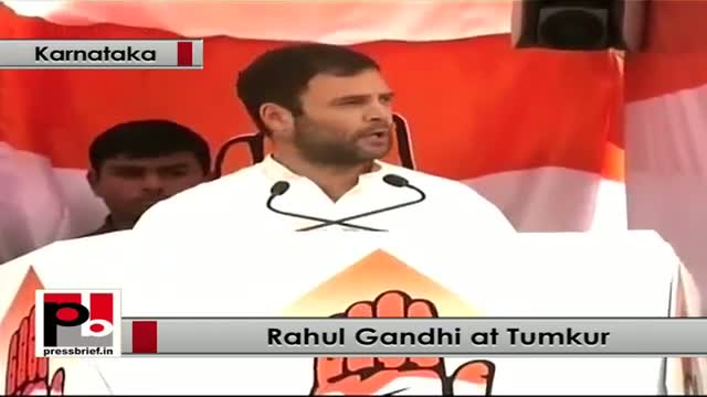 Rahul Gandhi: I want you to have liberty and happiness