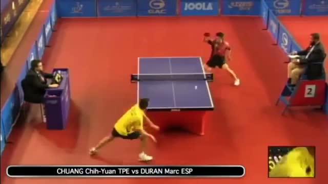 Qatar Open 2014 Highlights: Chuang Chih-Yuan vs Marc Duran