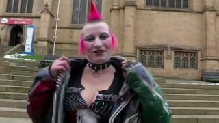 Punk Rocker Chick Gets A Make-Under And The Results Are Shocking