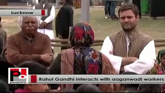 Rahul Gandhi: Women need to realize their strength