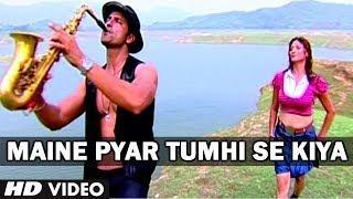 Maine Pyar Tumhi Se Kiya Hai Video Song | Hit Old Hindi Songs - Kumar Sanu & Anuradha Paudwal