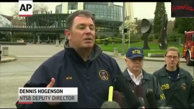 Seattle Helicopter Crash: Two People Killed After KOMO TV News Helicopter Crashes