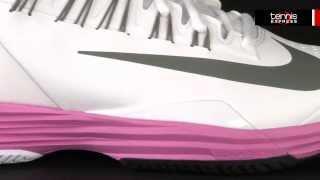Nike Lunar Ballistec White - Tennis Express Commercial