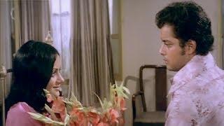 Ankhiyon Ke Jharokhon Se (Sad Version) - Greatest Romantic Song of Hindi Cinema - Sachin, Ranjeeta (Bollywood Video)