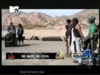 MTV Roadies X1 - 12 April 2014 - Eliminate 2 Roadies - Episode 6 - Part 4/5