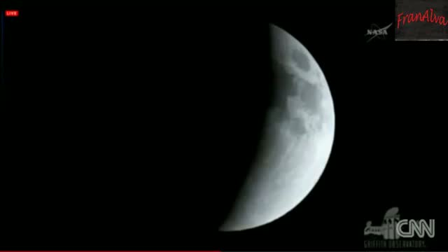 Red Moon 2014: Red Moon Eclipse 2014 NASA Space Science Video Blood Moon