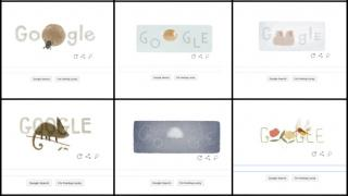 Earth Day Google doodle: Host of animals wish Happy Earth Day!