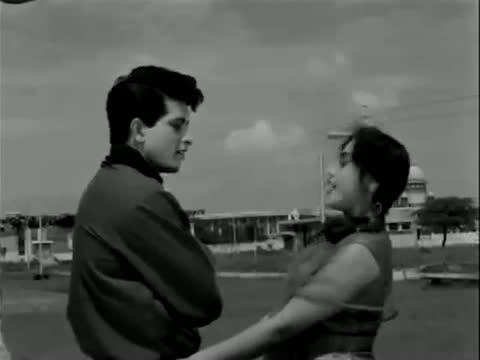 Mohabbat Jisko Kehte Hain - Lata Mangeshkar & Hemant Kumar Classic Duet - Maa Beta (Old is Gold)