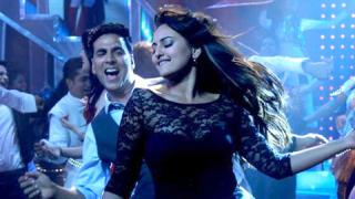 Blame The Night Song - Holiday (2014) - Official Video Song | ft Akshay Kumar & Sonakshi Sinha - (Bollywood Video Song)