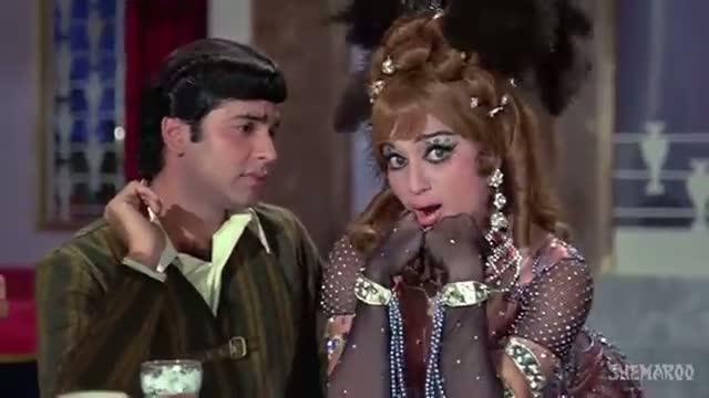 Bahiyan Dhar Ke Lipta (HD) - Rakhi Aur Hathkadi Songs - Asha Parekh - Ashok Kumar - Asha Bhosle