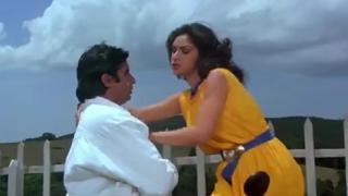 Jaane Do Jaane Do Mujhe Jana (HD) - Shahenshah Songs - Amitabh - Meenakshi - Lata - Mohd Aziz (Old is Gold)