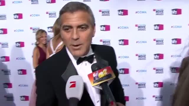 George Clooney's Home Burglarized