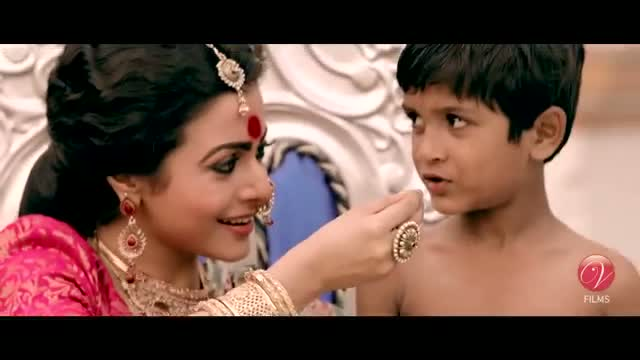 Joy Joy Ma | Arundhati | Koel | Indraniel Sengupta | Kailash Kher | Jeet Gannguli | Bangla Video Song 2014