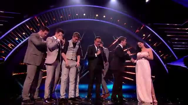 Collabro are the winners of Britain's Got Talent 2014 - Britain's Got Talent 2014 Final