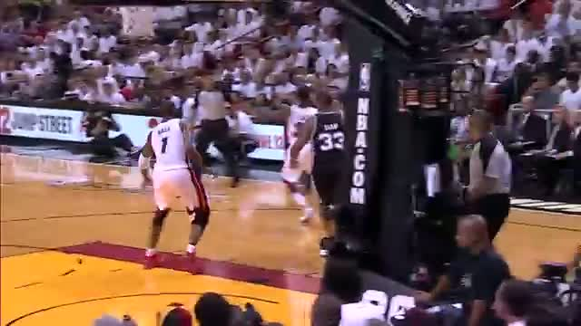 NBA: The Spurs Execute a Beautiful Basketball Play to Perfection (Basketball Video)