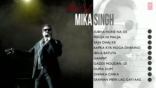 Best of Mika Singh - Full Songs Jukebox - Party Songs - Mika Singh Hits