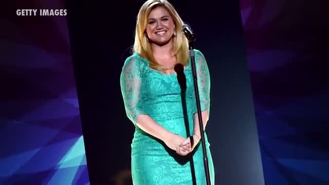 Kelly Clarkson Gives Daughter a Name Inspired By Nature