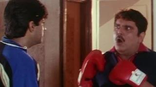 Raza Murad's ultimate boxing fight with his son - Humein Tumse Pyar Ho Gaya Chupke Chupke