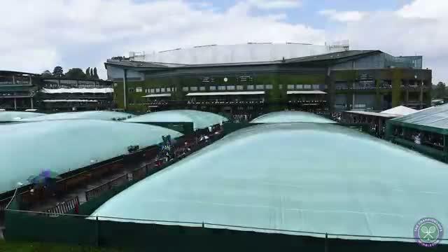 Wimbledon Day 7 time-lapse - Wimbledon 2014