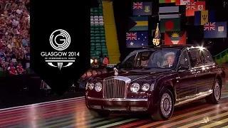 Commonwealth Games Opening Ceremony - Part 1 - Glasgow 2014 Highlights