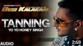 Tanning Full AUDIO Song - Yo Yo Honey Singh   Desi Kalakaar, Honey Singh New Songs 2014