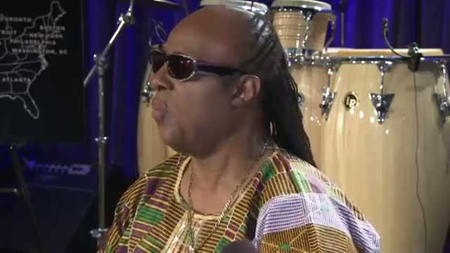 Stevie Wonder a Technology Early Adopter