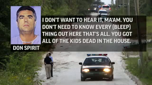 Fla. Man Calls 911 After Killing Family